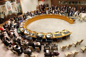 Sitzung des Sicherheitsrates zur Situation in Libyen am 17. März 2011 - Abstimmung über Resolution 1973