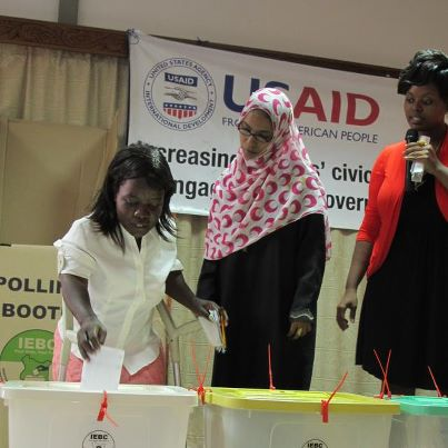 Kenia Wahlen Policy Brief 7/2013: Die Präsidentschaftswahlen in Kenia: Ein Erfolg der Schutzverantwortung
