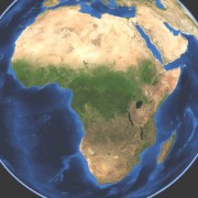 (c) NASA, http://commons.wikimedia.org/wiki/File%3AAfrica_satellite.jpg
