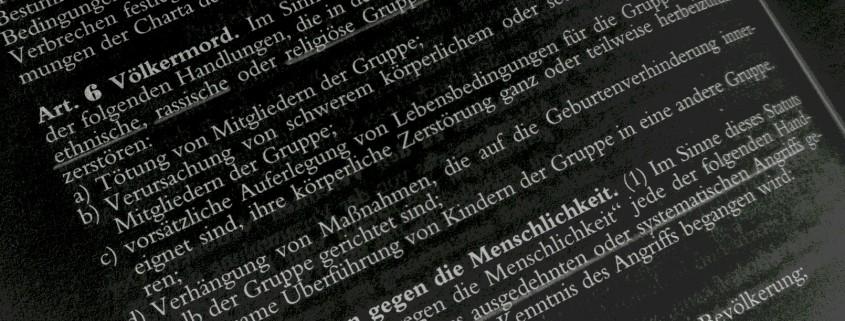 Völkermordkonvention (Quelle: Corinna Krauß http://genozidblogger.de)