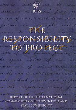 Die Entwicklung der Schutzverantwortung
