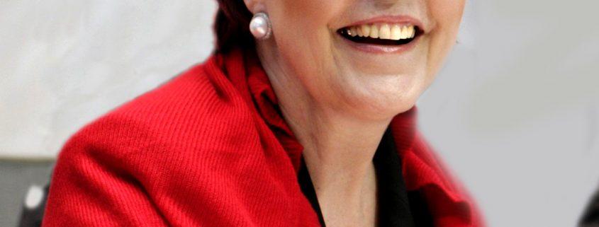 Heidemarie Wieczorek-Zeul mdB und Bundesministerin a.D. (Ministerium für wirtschaftliche Zusammenarbeit und Entwicklung)