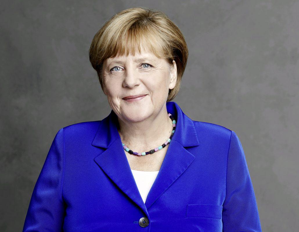 Die Spitzenkandidatin der CDU - Dr. Angela Merkel. Foto: © CDU | Laurence Chaperon